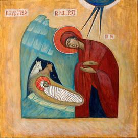Basia Mindewicz - Nativity