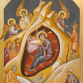 Julia Bridget Hayes - Nativity of Christ