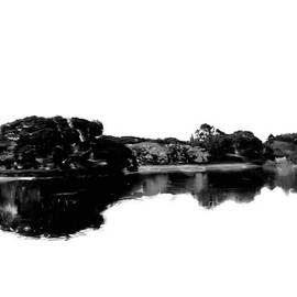 Usha Shantharam - Nature in Black and White