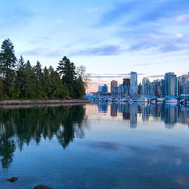Ken McAllister - Nature Meets the City