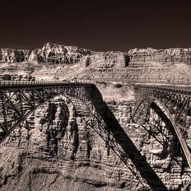 William Fields - Navajo Bridge Divide