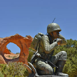 Christine Till - Navajo Code Talker - Window Rock AZ