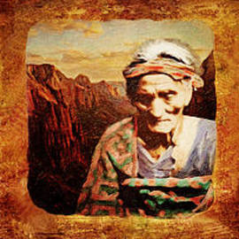 Lianne Schneider - Navajo Triptych