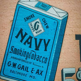 Paul Freidlund - Navy Smoking Tobacco