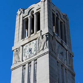 Robert Yaeger - NC State University Memorial Bell Tower