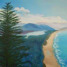 Dorothy Merritt - Neakanie Bay - Oregon