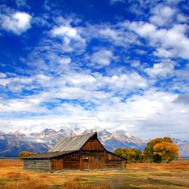 Susan Littlefield - Near Yellowstone