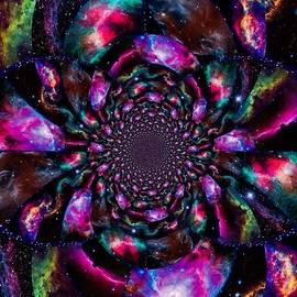 Karen Buford - Nebulae Fractal
