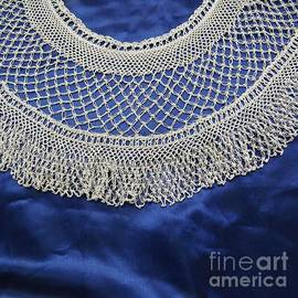 Vladimir Berrio Lemm - Neck Handwoven Thread 2