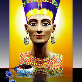 Hartmut Jager - Nefertiti  The  Beautiful
