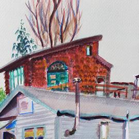 Asha Carolyn Young - Neighbor Houses in Berkeley