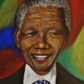 Savanna Paine - Nelson Mandela Drawing