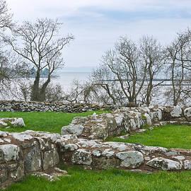 Nendrum Monastic Site - Strangford Lough - Northern Ireland