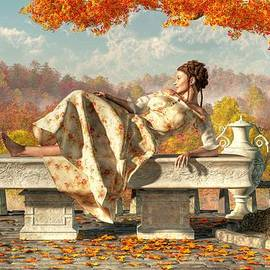 Daniel Eskridge - Neoclassical Fall
