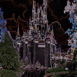 Living Waters Photography - Neon Castle