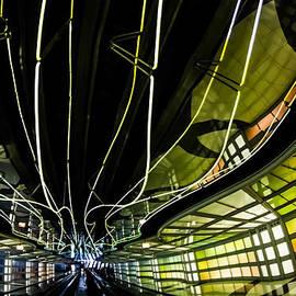 Sven Brogren - Neon pedway at O