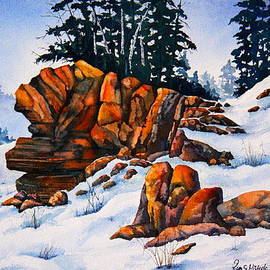 Eva Nichols - Nevada Rocks