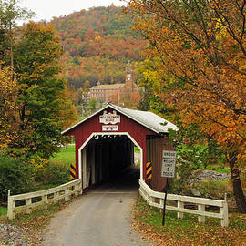 Dan Myers - New Baltimore Covered Bridge