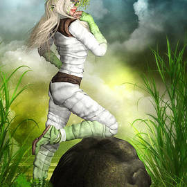 Alicia Hollinger - New Earth 3014