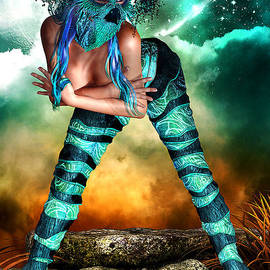 Alicia Hollinger - New Earth 3015