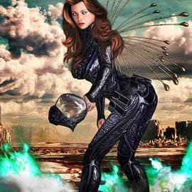 Alicia Hollinger - New Earth 3017