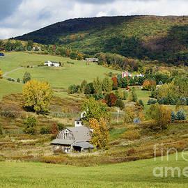 David Birchall - New England Rural Idyllic