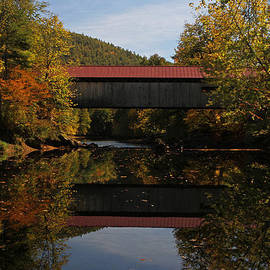 Juergen Roth - New Hampshire Coombs Covered Bridge