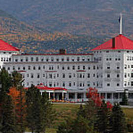 Juergen Roth - New Hampshire Mount Washington Hotel