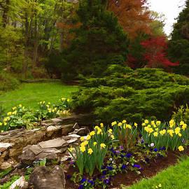 Georgia Mizuleva - New Leaves and Flowers - Impressions Of Spring