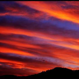 Susanne Still - New Mexican Sunrise