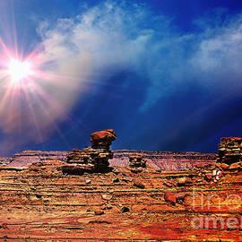 Janice Rae Pariza - New Mexico Desert Star
