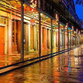 Cathy Smart - New Orleans at Sunrise