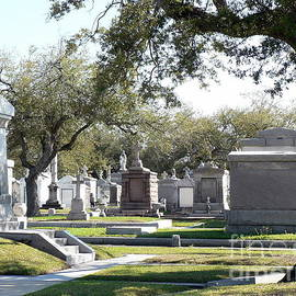 Elizabeth Fontaine-Barr - New Orleans Cemetery 2