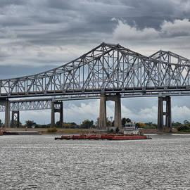 Christine Till - New Orleans Crescent City Connection Bridge