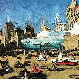 Peter Fine Art Gallery  - Paintings Photos Digital Art - New Orleans 21 - Fantasy Art