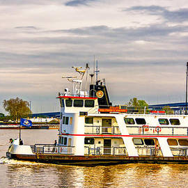 Steve Harrington - New Orleans Ferry