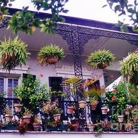 John Malone - New Orleans French Quarter Balcony