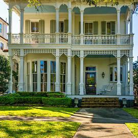 Steve Harrington - New Orleans Home