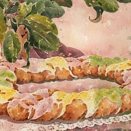 Joyce Hensley - New Orleans King Cake