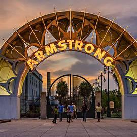 Steve Harrington - New Orleans Louis Armstrong Park