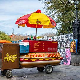 Steve Harrington - New Orleans - Lucky Dogs
