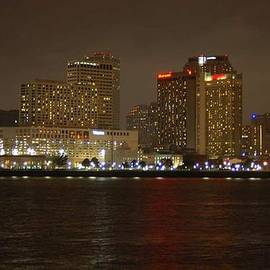 Rob Vinson - New Orleans riverfront