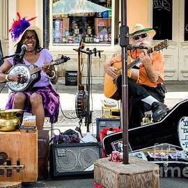 Kathleen K Parker - New Orleans Royal Street Musicians