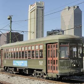 Bradford Martin - New Orleans Streetcar