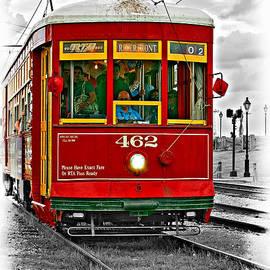 Steve Harrington - New Orleans Streetcar vignette