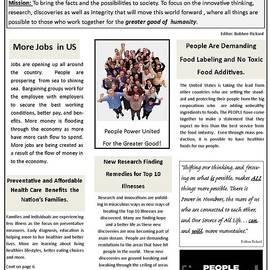 Bobbee Rickard - New Paradigm News