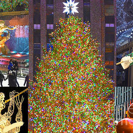 Regina Geoghan - New York Christmas-Rockefeller Center