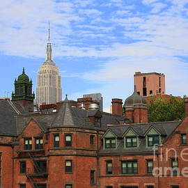 Photographic Art and Design by Dora Sofia Caputo - New York City - A View from the Highline