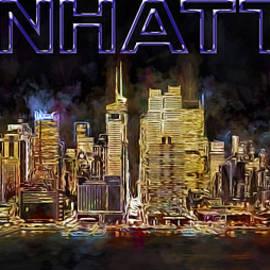 Susan Candelario - New York City Comes Alive At Sundown
