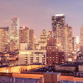 Vivienne Gucwa - New York City - Lights - Skyscrapers of Midtown